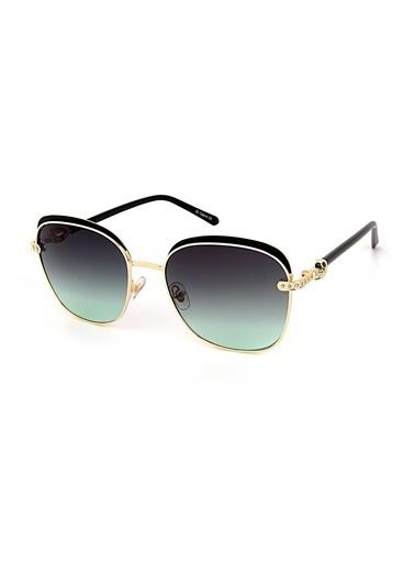 Di Caprio Güneş Gözlüğü Yeşil